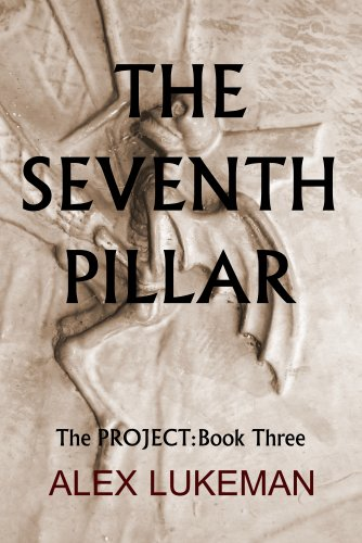 <strong>Five Brand New Kindle Freebies! Alex Lukeman's <em>THE SEVENTH PILLAR (THE PROJECT)</em>, Laxmi Hariharan's <em>THE DESTINY OF SHAITAN</em>, Bryan Cohen's <em>TED SAVES THE WORLD: A NOVELLA</em>, Carlos Meza's <em>SILICONE</em> and Benjamin Wallace's <em>DUMB WHITE HUSBAND VS. THE GROCERY STORE</em></strong>