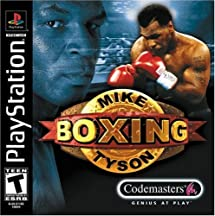 Mike Tyson Boxing - PlayStation