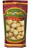 We Got nuts Raw Macadamia Nuts Whole & Unsalted - One (1) Lb. Bag - Freshly Sealed, Kosher