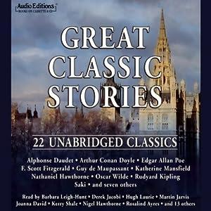Great Classic Stories Audiobook