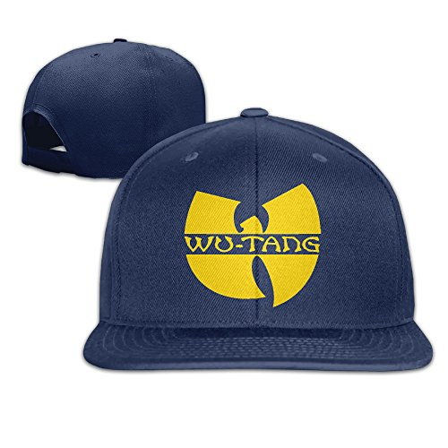wu-tang-clan-musical-group-logo-adjustable-adult-baseball-cap-flat-cap
