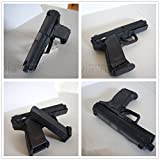 QJ 1 1 Scale USP Universal Self Loading Pistol Can Be Disassemble Paper Model