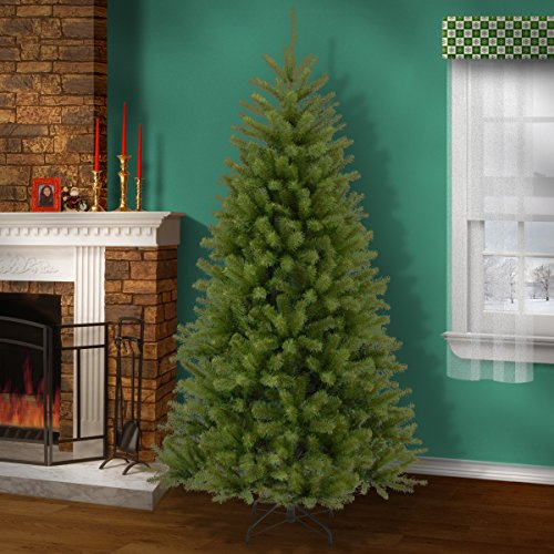Best Deal On Artificial Christmas Trees: National Tree 7.5-Foot North Valley Spruce Tree, Hinged