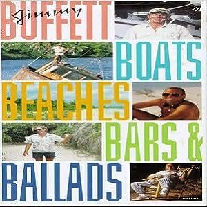 Boats, Beaches, Bars & Ballads [4 CD Box Set]