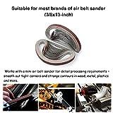 Sanding Belt 3/8 x 13, Craftsman Sanding Belts