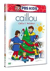 Caillou - Caillou's Holidays