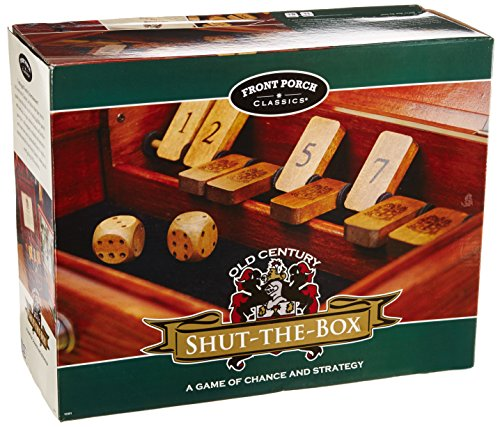 Shut-The-Box Old Century Edition
