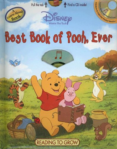 Download Best Book of Pooh, Ever! (Disney Winnie the Pooh) ebook