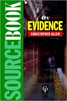 Sourcebook on Evidence