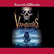 Immortal War: Vampirates, Book 6 | Justin Somper