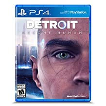 Detroit: Become Human - PlayStation 4 Standard Edition