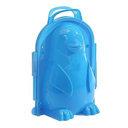 Amazon com : Gooteff Snow Toy Penguin Mold Snowball Maker 3D DIY