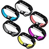 Fitbit Alta HR and Alta Bands, Kutop Soft Silicone Sports Fitness Adjustable Replacement Accessories for Fitbit Alta/Fitbit Alta HR Wristband for Man Woman Boy Girls, Large Small
