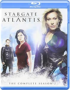 Stargate Atlantis Season 2  Blu-ray