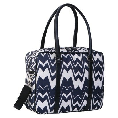 Amazon.com  Missoni for Target Luggage Travel Tote Zig Zag Carry On Suitcase   Everything Else 8ef2d081cc