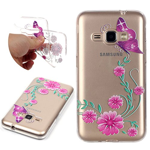Samsung Transparent UltraThin Embossed Butterfly product image