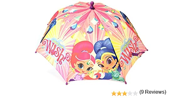 Umbrella - Shimmer & Shine - Wish Kids/Youth New 23935 by Shimmer & Shine: Amazon.es: Juguetes y juegos