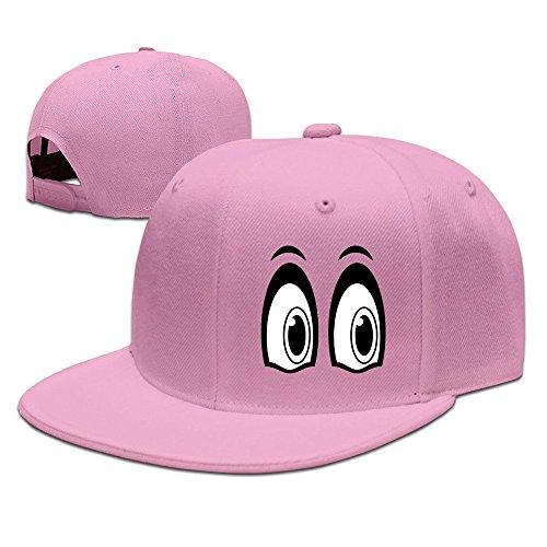 MaNeg Eyes Unisex Fashion Cool Adjustable Snapback Baseball Cap Hat One Size - Prada Bag Latest