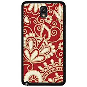 Japanese Pattern- TPU RUBBER SILICONE Phone Case Back Cover Samsung Galaxy Note III 3 N9002