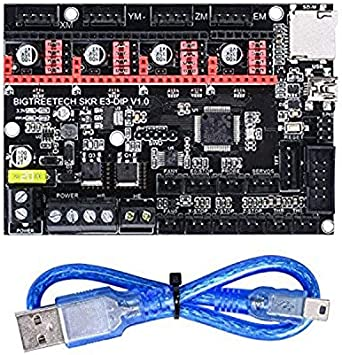 Semoic Auto Leveling Sensor Bltouch V3.0 Heating Bed Level for SKR V1.3 Board 3D Printer Parts Printing Auto Bed Heater