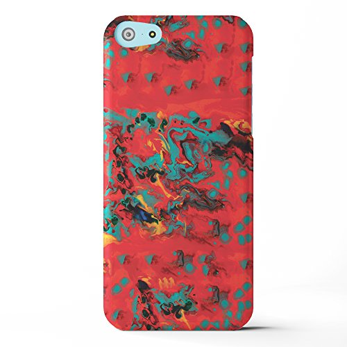 Koveru Back Cover Case for Apple iPhone 5C - Paint Pattern