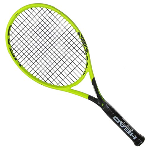 - Head 2019 Graphene 360 Extreme LITE Tennis Racquet - Free Quality String - Crisp Play for Intermediate Players with Power and Spin (4-1/4)