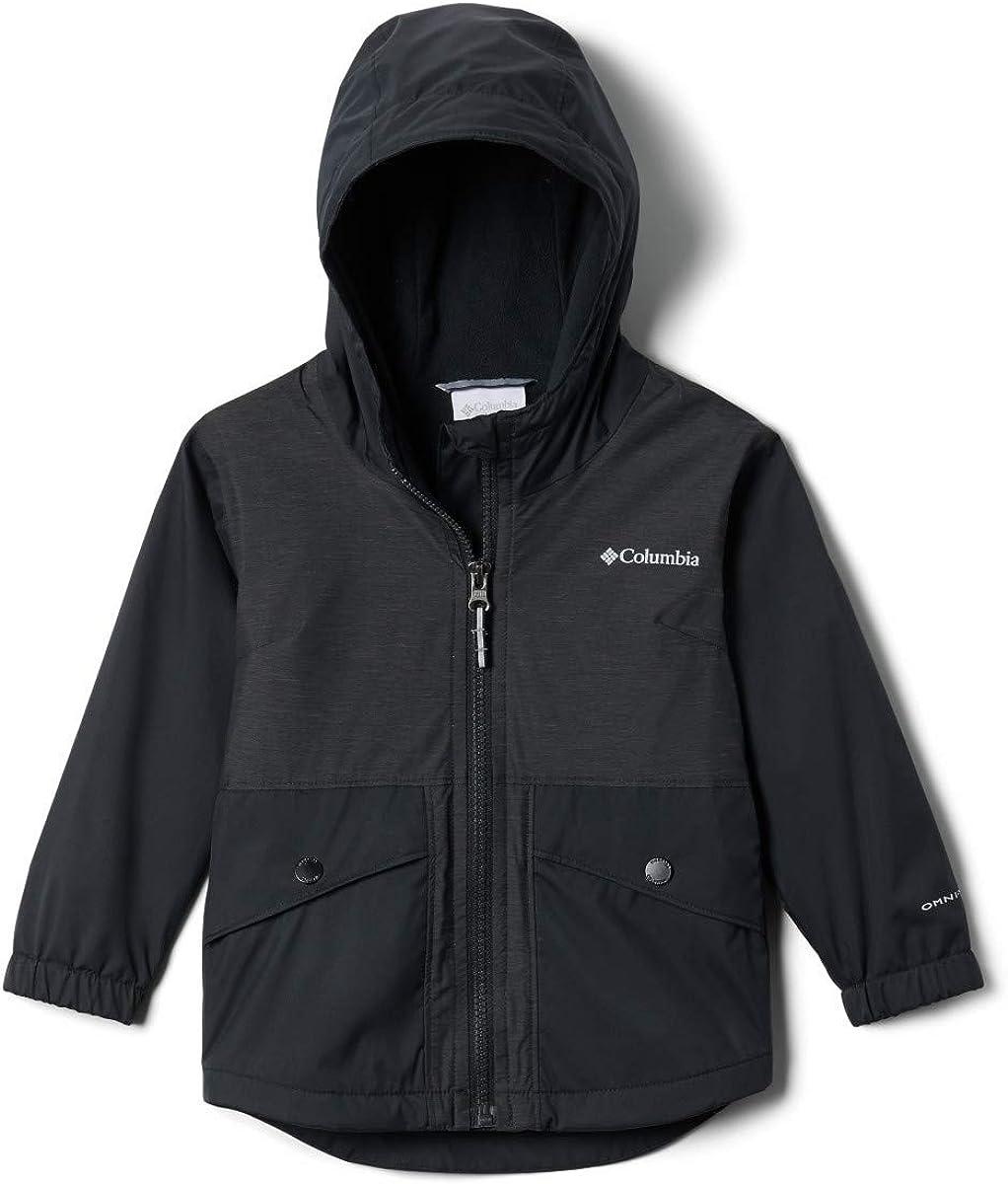 Rainy Trails Fleece Lined Jacket