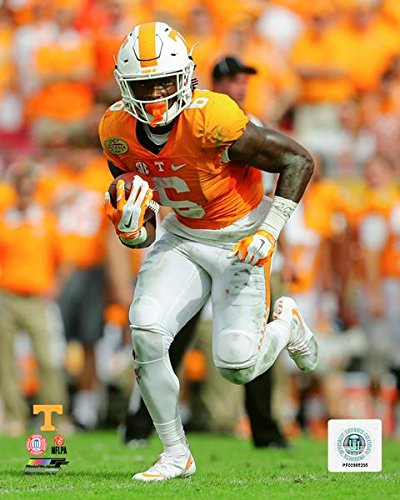 Alvin Kamara University Of Tennessee Volunteers Ncaa Action Photo Size 11 X 14