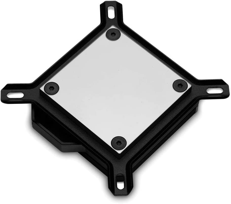 EKWB EK-Velocity Strike CPU Waterblock RGB Black Nickel//Black