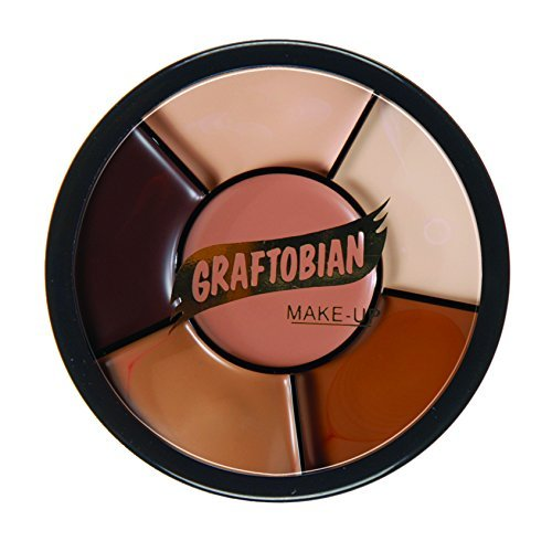 (Pro F/X Rubber Mask Grease Wheels - 1oz)