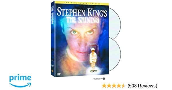 Amazoncom Stephen Kings The Shining Two Disc Special