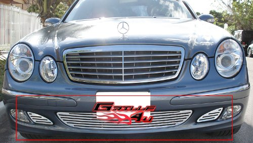 03 Bumper Insert Grille Grill - 2
