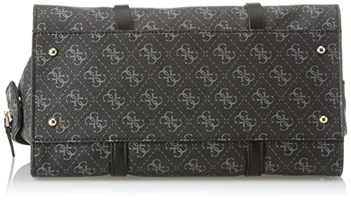 Guess Damen Bags Hobo Shopper, Grau (Coal), 17.5x21x30.5 centimeters