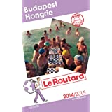 BUDAPEST HONGRIE 2014-2015 + PLAN DE VILLE