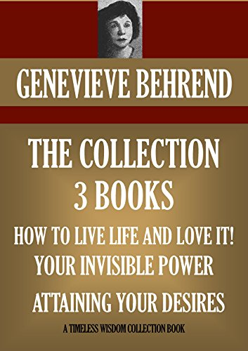 The Collection 3 Books Annotated Your Invisible Power How To