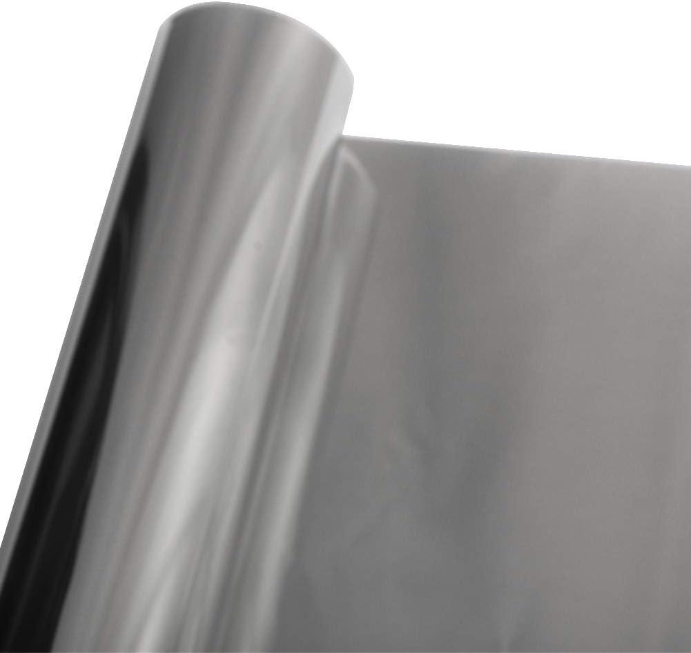 1M 40CM Privacy One Way Mirror Window Tint Film Solar Insulate Glass Reflect Sticker