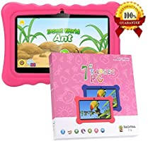 Amazon.com : Kids Tablet, Tagital T7K Plus 7 Inch Android ...