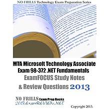 amazon com mta certification central books rh amazon com MTA Certification Test Microsoft Technology Associate Study Guide