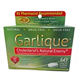 Garlique Caplets 60 Tablets (Pack of 3) Review