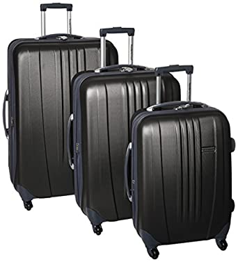 Amazon.com | Traveler's Choice Toronto hardside lightweight ...