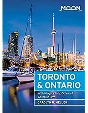 Moon Toronto & Ontario: With Niagara Falls, Ottawa & Georgian Bay