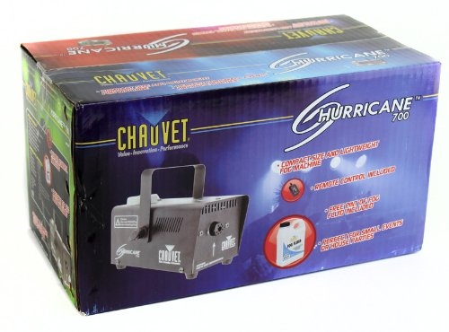 CHAUVET CH-730 Ministrobe Light + Hurrcane 700 H-700 Fog Machine + FJU Fog Fluid by CHAUVET DJ (Image #4)