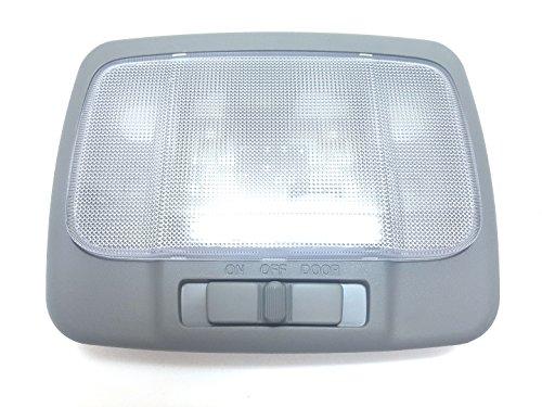 2007-2008 Kia Sorento Dome Lamp Dome Light Gray w/out Sunroof 92850-3E500CY Genuine OEM - Parts Dome
