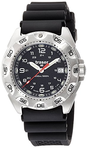 traser watch Survivor 20 ATM water resistant military diver 9,031,566 men's [regular imported goods]