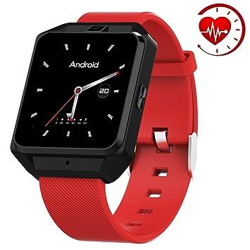 ZLI Smartwatch 4G con GPS/WiFi Incorporado con Cámara/Ranura para ...