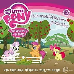 Schönheitsflecken-Geschichten (My Little Pony 12)