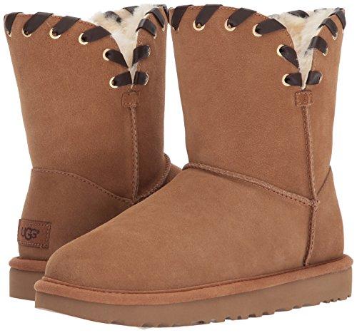 Stivali Stivali Stivali W Australia Beige Neve Aidah UGG Chestnut Che da da da da Donna Rq6xwnPptB