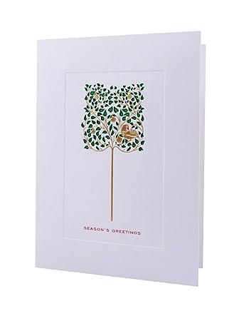 Mount street printers partridge in a pear tree design greeting card mount street printers partridge in a pear tree design greeting card m4hsunfo