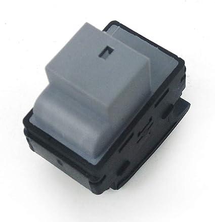 Almencla Schwarz Electrische Fenster Schalter Button Fensterheber Schalter Für Vw Transporter T5 T6 Auto