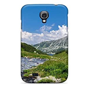 Awesome A Stream In The Valley Flip Case With Fashion Design For Galaxy S4